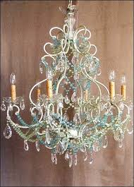 Shabby Chic Bedroom Chandelier 83 Best Chandeliers Images On Pinterest Home Chandeliers And