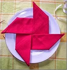 Decorative Napkin Folding Creative Napkin Folds For Your Holiday Table Family Holiday Net