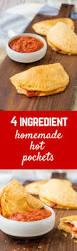 Ideas For Dinner For Kids Best 25 Homemade Pockets Ideas On Pinterest Breakfast