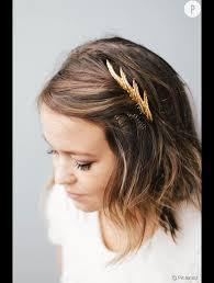 coiffure pour mariage invit 5 idées coiffure quand on est invitée à un mariage
