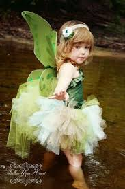 Halloween Costumes Tinkerbell Diy Toddler Tinker Bell Costume Hair Tinker Bell Costume