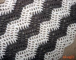 Free Curtain Patterns Free Crochet Pattern Big Bold Chevron Curtain