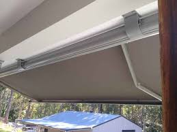 Awning Arm Retractable Folding Arm Awnings Gold Coast