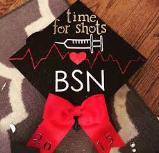 nursing graduation hairstyles with cap nursing grad cap i used to take the shots now i m calling the