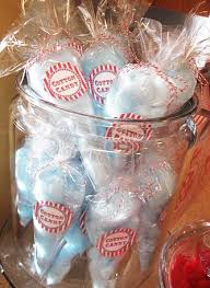 cotton candy party favor feeling great cotton candy favors see this line stripe