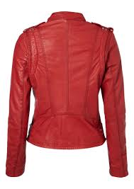 jofama by kenza jofama kenza 9 leather jacket in