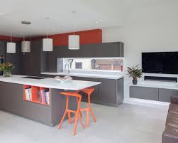 modern island kitchen amazing modern kitchen with island lovely kitchen design