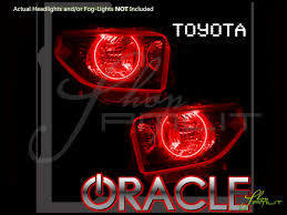 2008 toyota tacoma fog light kit 05 15 toyota tacoma led halo rings head fog lights bulbs