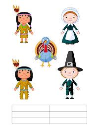 printable thanksgiving finger puppets happy thanksgiving
