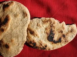 unleavened bread for passover flatbread