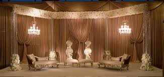 muslim wedding decorations muslim wedding stage decoration images venues amazing stage