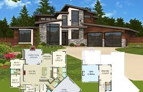 contemporary house floor plans contemporary house plans luxury plan mediterranean one level