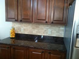 Tile Backsplash On Dark Granite House Ideas Pinterest Dark - Granite tile backsplash ideas