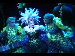good times lyrics mermaid musical