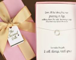 Wedding Gift Necklace Sister In Law New Sister Wedding Necklace Wedding Gift