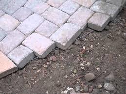 Round Brick Fire Pit Design - tips build a fire pit kit circular stone fire pit pavestone