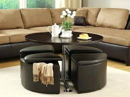 Storage Ottoman Coffee Table Ottoman And Coffee Table Contemporary Ottoman Coffee Table Inside