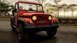 mahindra thar 2015 price mileage reviews specification