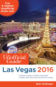 Las Vegas Strip Map Monorail by The Unofficial Guide To Las Vegas 2016 Bob Sehlinger