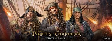 pirates caribbean tides war