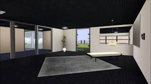 House With High Ceilings The Sims 3 Modern House With High Ceilings Living Room Download