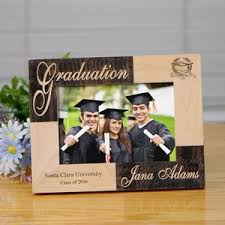 graduation items personalized two tone wooden graduation frame wood frame