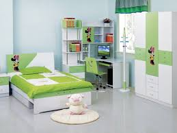 Kids Bedroom Furniture Sets Decoration Sweet Green White Kids Bedroom Furniture Sets