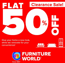 furniture world bengaluru store outlets deals sales 2017