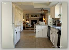 Kitchen Pictures With Oak Cabinets Remodelaholic From Oak To Beautiful White Kitchen Cabinets