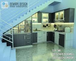 Daftar Harga Kitchen Set Minimalis Murah Kitchen Set Minimalis Malang Dewape Design