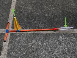 how to make a far flying paper rocket with pictures wikihow