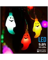 halloween ghost string lights spring shopping sales on halloween copper wire decorative lights