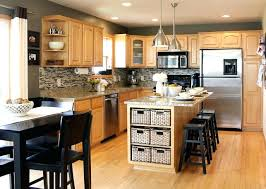 kitchen color ideas with maple cabinets kitchen wall colors with light brown cabinets kitchen wall colors