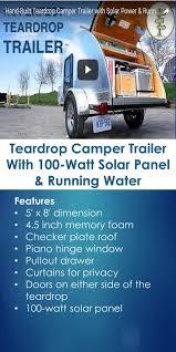 the 25 best teardrop camper for sale ideas on pinterest