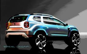 renault duster black all new dacia duster officially unveiled ahead of frankfurt