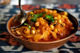 cuisiner pois chiches pois chiches à la marocaine recette épices de cru