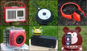 gadget reviews kitsound swing alarm clock fm radio review