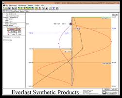 Shoring Design Spreadsheet Spw911 Sheet Pile Design Software Introduction And Guide Pile