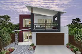 Buy Plans For Narrow Block I Want That Design - Narrow block home designs
