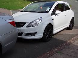 vauxhall corsa inside name car and mods done