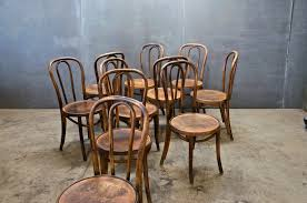 Bistro Chairs Uk Austrian Thonet Bentwood Cafe Chairs 20th Century Vintage
