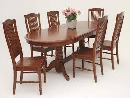 Oval Dining Tables And Chairs Alluring Oval Dining Table And Chairs Cool Design Modern Ideas On