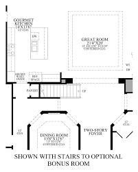 The Azure Floor Plan by Azure At Hacienda Lakes Signature Collection The Aragon Home