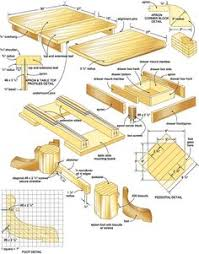Free Woodworking Plans Pdf by Wood Desk Plans How To Build A Wood Desk Free Woodworking Plans