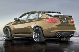 bmw modified g power modifies the already modified bmw x5 m and x6 m
