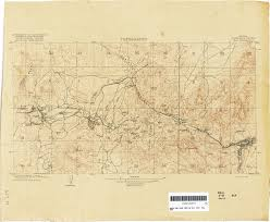 Nevada County Map Nevada Historical Topographic Maps Perry Castañeda Map