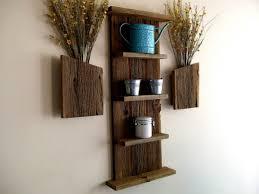 Home Interior Shelves Diy Wooden Wall Shelves Sorrentos Bistro Home