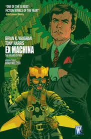Ex Machina Explained by Brian K Vaughan