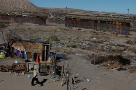 Where Is New Mexico On The Map Of United States by Here U0027s What The Mexico Border Wall Looks Like Now Pbs Newshour