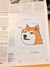 Create Doge Meme - meme tutorial writing in the digital age
